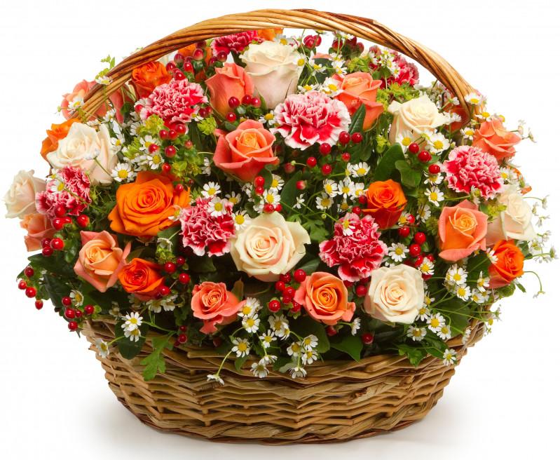 Букеты цветов с пожеланиями доброй ночи получится